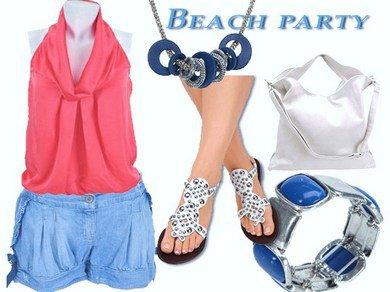 Beach party, autor: Dornes84