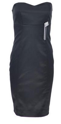 Sukienka  Jus dOrange CRISTAL 1115-black