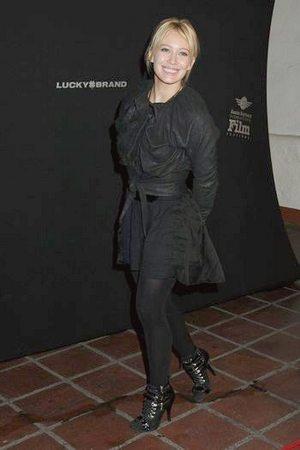 Hilary Duff, fot. Agencja FORUM (archiwum)
