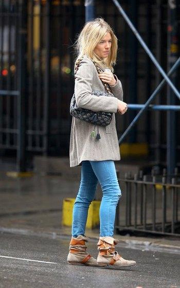 Sienna Miller, fot. PAF Forum/Insight Celebrity / Flynet Pictures