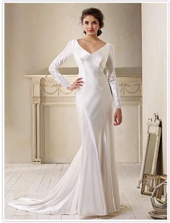 3ae564a88 ... The Gloss (thegloss.com), suknia ta pojawiła się w ofercie domu mody  Alfred Angelo w cenie jedynych 799 zł. Zobacz także buty ślubne Belli Swan.