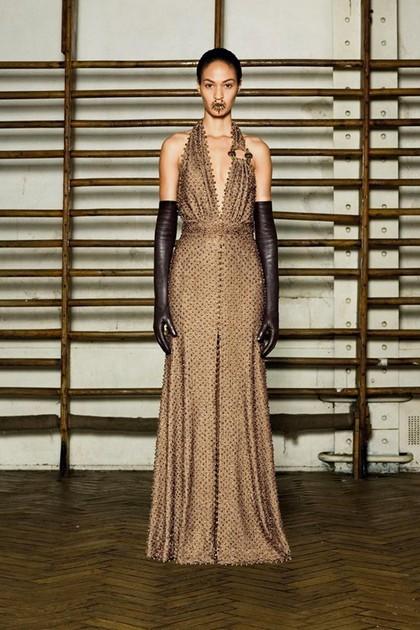 Givenchy haute couture wiosna-lato 2012