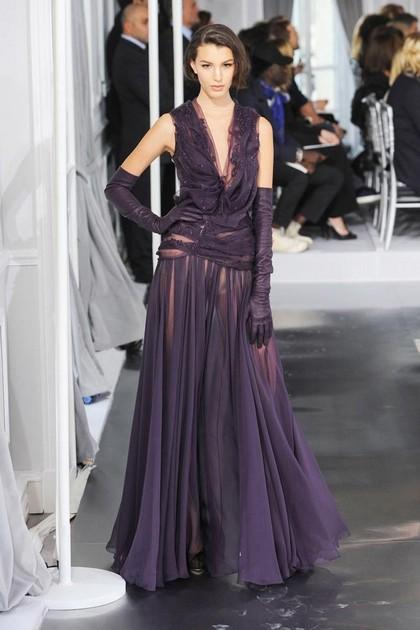 Christian Dior jesień 2012