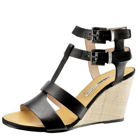 Włoskie buty skórzane damskie