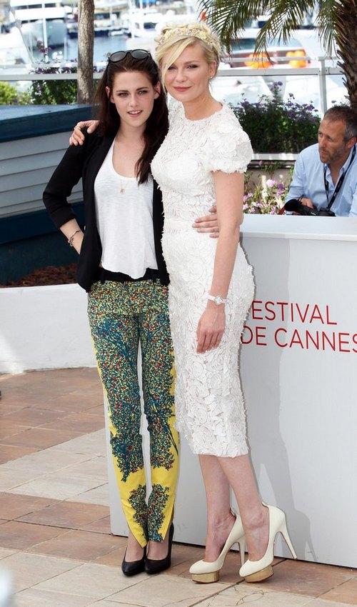 Kirsten Dunst, Kristen Stewart, fot. Agencja FORUM