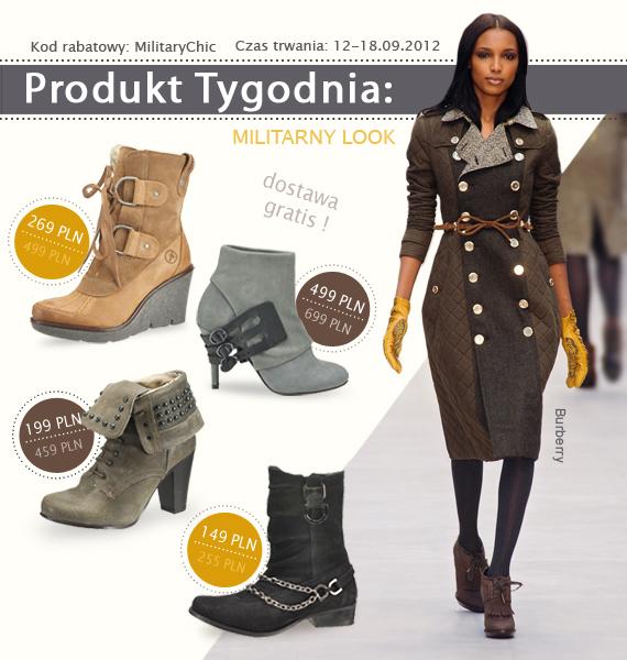 8260280221804 ... ale nie lubimy przepłacać, dlatego najmodniejsze buty w stylu militarnym  proponujemy w naszej wyjątkowej promocji Produkty Tygodnia w Butyk.pl, ...