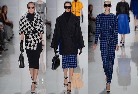 New York Fashion Week: Michael Kors Fall 2013. Fot. Imax TREE / Agencja FREE
